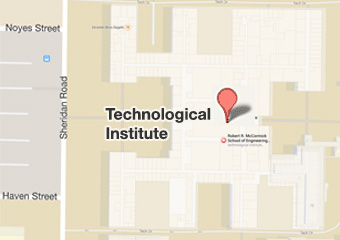 Technological Institute map