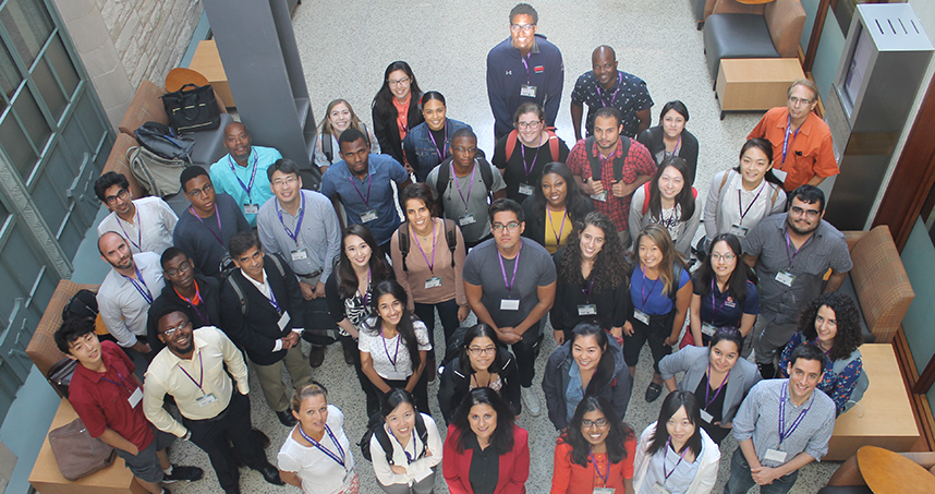 Thirty-five students from across North America attended Cross-layer Computing Summer School.